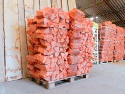 Kiln Dried Hardwood Logs 50 Nets Beech