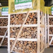 Kiln Dried Beech Logs