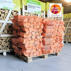 Kiln Dried Hardwood Logs Beech